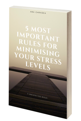 5 Rules to Minimise your Stress Levels